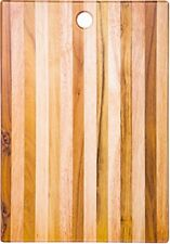 "Palais Dinnerware Teak Cutting Board - Wooden (Teak Wood 15"" X 11"" X 1"")"