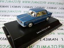 STA10 voiture1/43 STARLINE models : LANCIA Fulvia 2c 1964 bleu Vincennes