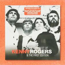 KENNY ROGERS & THE FIRST EDITION       -    THE VERY BEST OF    -       NEW CD