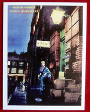 DAVID BOWIE - Individual Concert Tour Posters Trading Card #04 - Ziggy Stardust