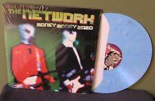"The Network ""Money Money 2020"" LP NM Green Day Blink 182 AFI"