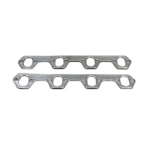 Percy's Exhaust Header Gasket 66018; Seal-4-Good Oval Port for Ford 289/302 SBF