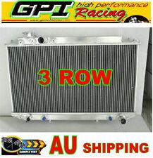 GPI 3 ROW Toyota Cressida MX83 1989-1993 1990 1991 1992 AT/MT Aluminum Radiator