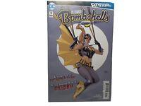 DC COMICS BOMBSHELLS (2016) ANNUAL #1 BATGIRL Rachel DODSON NM/VF SEALED