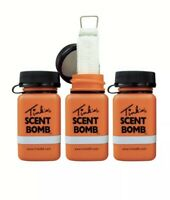 Tinks W5841 Scent Bomb Lure & Cover Scent Dispenser 3 Pack