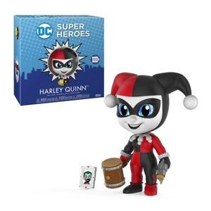 Harley Quinn (w/Mallet). Funko 5 Star. DC Super Heroes. BNIB.