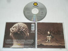 Salif keita/FOLON... the past (Mango CIDM 1108/524 149-2) CD album