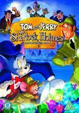 , Tom And Jerry Meet Sherlock Holmes [DVD] [2010], Very Good, DVD
