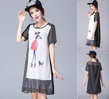 Nylon Textured Dresses for Women