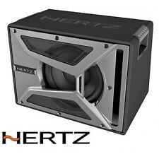HERTZ EBX 250.5 - 25 cm subwofer in Bass Reflex Cabinet SUB BOX 9 27/32 in 4 ohm