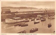 BR60579 paignton  harbour and torbay ship bateaux   uk