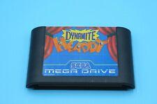 Sega Mega Drive-Dynamite Headdy-solo módulo