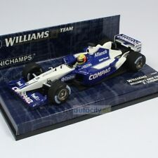 MINICHAMPS WILLIAMS F1 TEAM BMW FW24 RALF SCHUMACHER 400020005