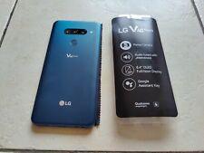 LG V40 ThinQ 128GB/6GB RAM New Moroccan Blue