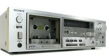 Sony Tc-K71 3-Head Cassette Deck Serviced Metal Capable Dolby * Superb!