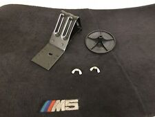 BMW OEM E39 REAR TRUNK BOLTS NUT EMERGENCY SPARE  TOP MOUNT CAP BRACKET HOLDER