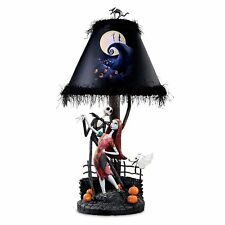 Tim Burton's The Nightmare Before Christmas Table Lamp by Bradford Exchange