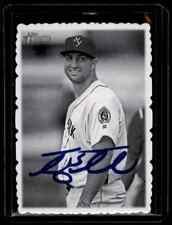 Tim Tebow RC 2018 Bowman Hertiage Facsimile Auto Rookie Card GEM?-Mets OF RC
