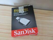 Extreme Pro SD UHS-II Card Reader, USB 3.0, 500MB/s - SANDISK