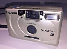 Fuji Fujifilm Nexia 70AF compact APS film camera from 2000, with case & FILM