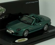 Vitesse Aston Martin DB7 Volante in racing green Limited edition Excellent 1:43