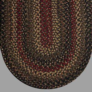 Colonial Joseph's Coat Braided Rug - 782