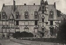 OISE. Beauvais. Palais de Justice 1895 old antique vintage print picture