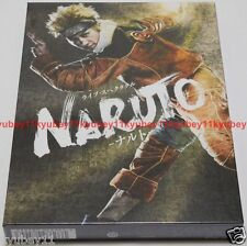 New Live Spectacle NARUTO First Limited Edition DVD Booklet Japan F/S ANSB-10015