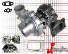 TO4E T3/T4 TURBO/TURBOCHARGER COMPRESSOR UPGRADE A/R.63 STAGE III 300+HORSEPOWER