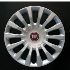 """Fiat Bravo Style ONE16"""" Wheel Trim Hub Cap Cover Red FT 736 AT"""