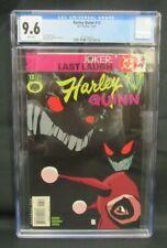 Harley Quinn #13 (2001) Tim Sale Cover DC CGC 9.6 CE506