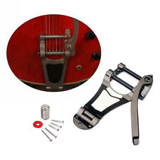 Premium Tremolo Bridge Tailpiece For Gibson ES-335 LP Electric Guitar Black