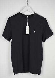 JACK WILLS SANDLEFORD Men's X SMALL EmbroideredLogo Soft Cotton T-shirt 7915 mm