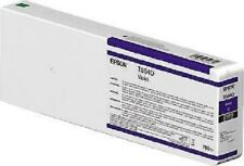 Original encre Epson SureColor sc-p7000 sc-p9000/t804d Violet 700 ml Cartridge