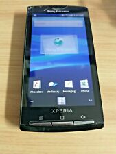 UNLOCKED SONY ERICSSON XPERIA X10a CELL PHONE FIDO ROGERS TELUS BELL KOODO AT&T+