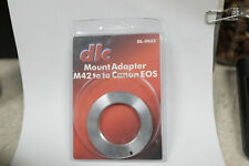 DLC Mount Adapter m42 to Canon EOS