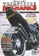 GSX1100 Katana TZ750 Yamaha RD350LC Cagiva Raptor CB1100R BMW R80GS Paris-Dakar