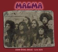 Magma-zühn WOL ünsai-Live 1974 * 2 CD * NUOVO *