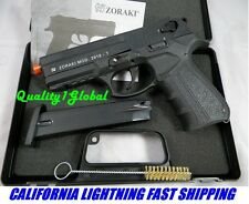 NEW 2819 ZORAKI FTF  MOVIE PROP Pistol Replica Hand Gun Training SIG BERETTA HK
