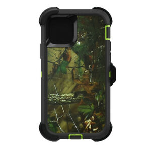 Defender Case For Apple iPhone 11 11 Pro Max W/Screen [Belt Clip Fits Otterbox]