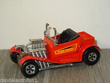 Hot Rod Fire Chief van Matchbox Speed Kings K-50 England *6242