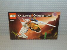 LEGO® Mars Mission Bauanleitung 7695 MX-11 Astro Fighter instruction B1374