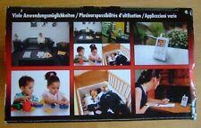 Babyphone, Babyfon-Set mit Kamera u.Monitor von Pentatech