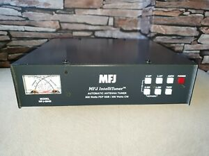 "MFJ-994 IntelliTuner Automatic Antenna Tuner 600 Watts PEP SSB / 300 Watts CW """
