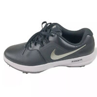 Nike Air Zoom Victory Men's Golf Shoes AQ1524-001 Blk/Slvr/Wht Size 8