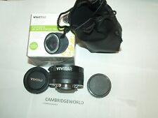 Vivitar 5 Elements 2x Autofocus Teleconverter Lens NEW in Box for Nikon Cameras