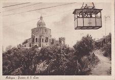 CARTOLINA DI BOLOGNA * FUNIVIA DI SAN LUCA * ED. FORNACIARI  - XXI 19-35