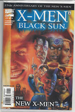 X-Men BLACK SUN  1-5 set   25th Ann  (2000) Marvel  X7j89 UNREAD