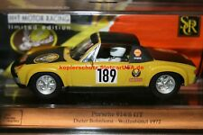 SRC Slot Racing Company SRC01609 Porsche 914/6 GT Wolfenbüttel 72 Jägermeitster