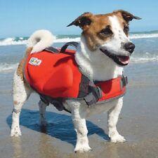 OUTWARD HOUND SIZE X SMALL XS DOG LIFE VEST PRESERVER JACKET ORANGE FITS 5-10LB